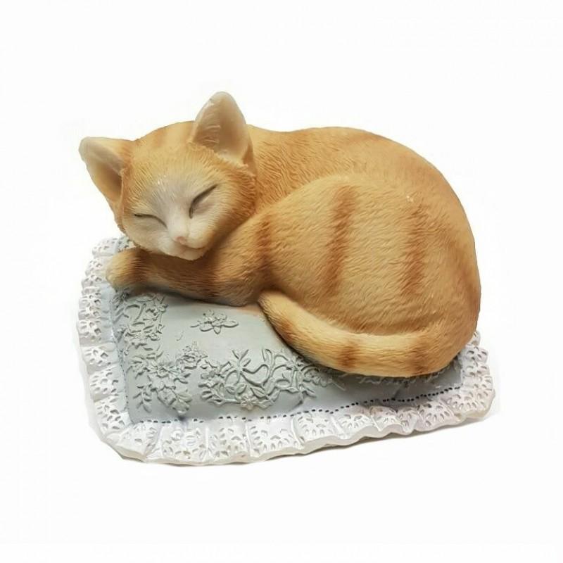 KEN78713  (2-72) Кошка 9*9*11см