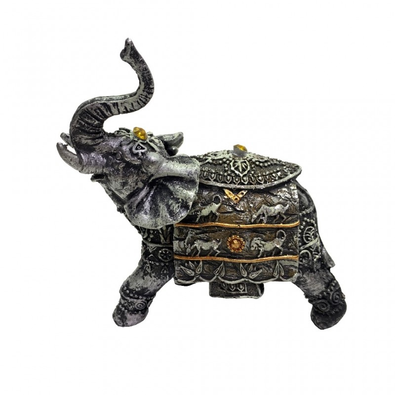 L54121  (4-96) Слон 11.5*11*5.5см