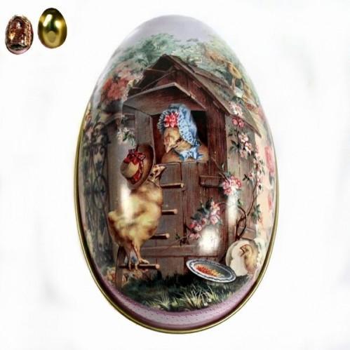 MML13535  (216) Шкатулка Яйцо