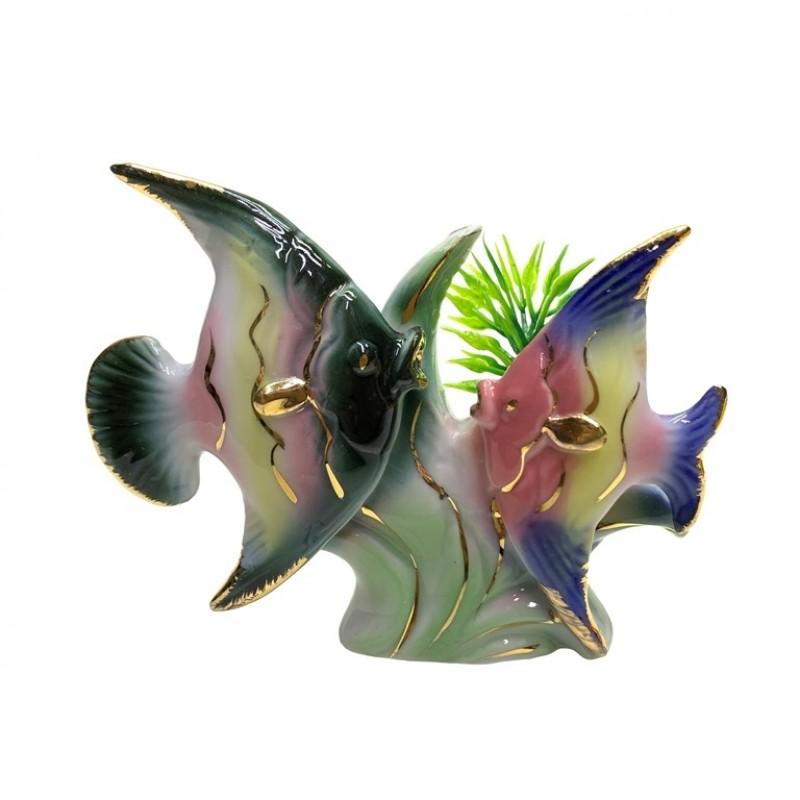 35035  (180) Рыбы 9*3*8см