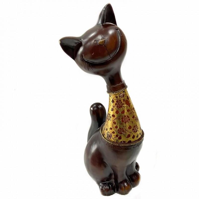 H2486-21-4  (1-6) Кошка 26*15*37см