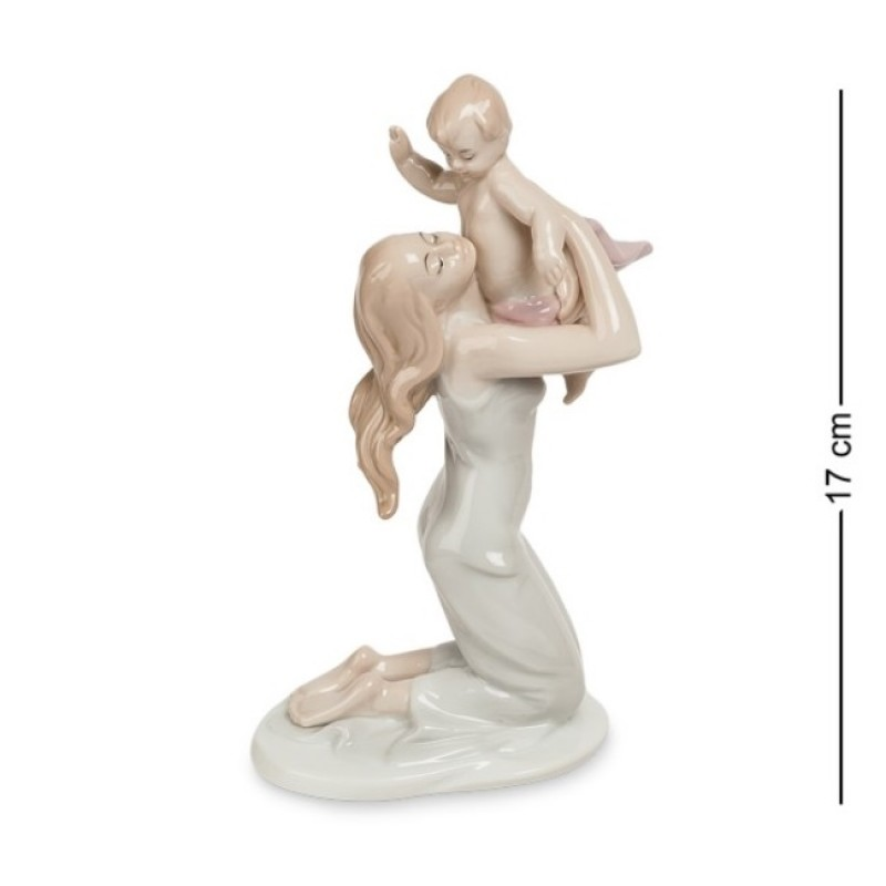 JP- 15/21  Девушка с младенцем (Pavone)