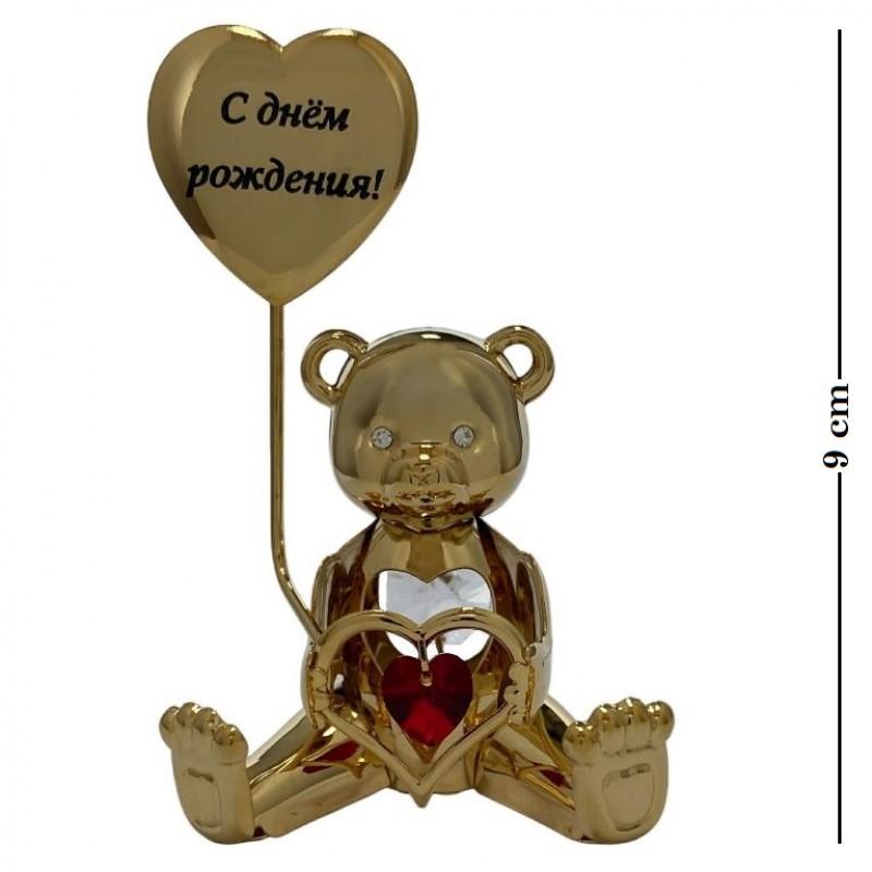 Swarovski 3656/ 1 Фигурка Медвежонок с шаром