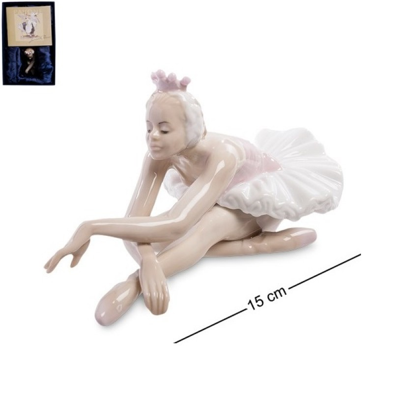JP- 27/ 5  Балерина (Pavone) 15*8*8,5см