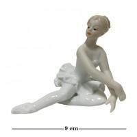 HP 213  (80)  Статуэтка Балерина ,подарочная коробка, h=7см