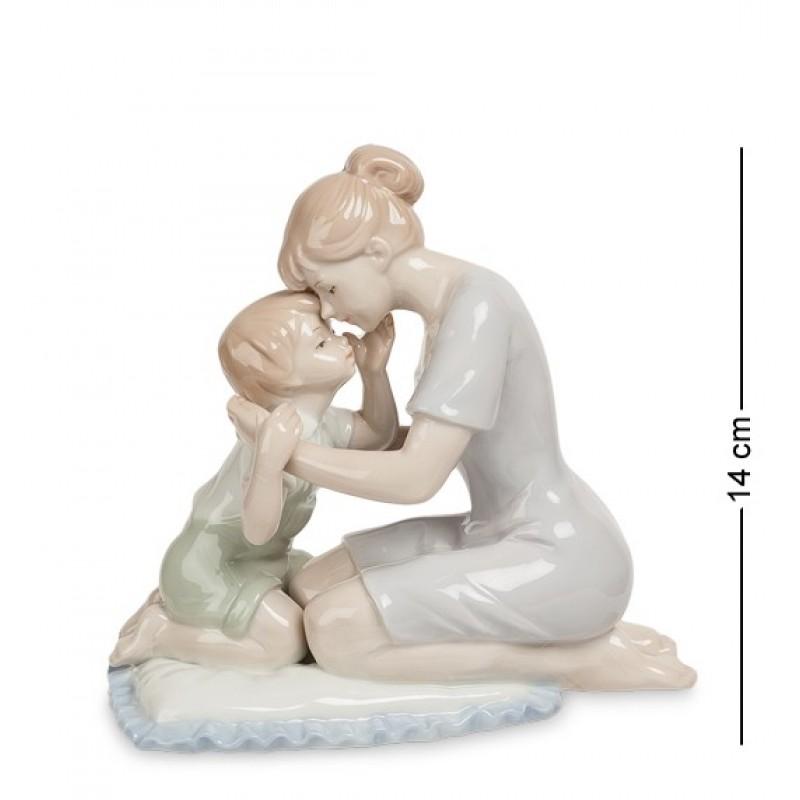 JP- 15/37 Статуэтка ''Мать с сыном'' (Pavone) 14см
