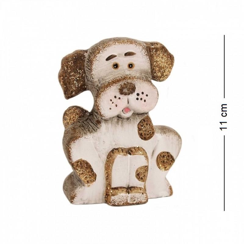 L53140  (6-108) Фигурка Собака  8*4*11см