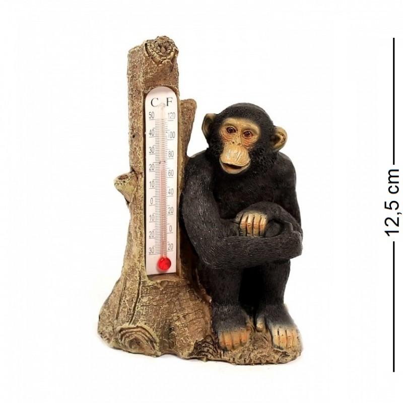 L51178  (1-48) Обезьяна с термометром 9*7*12,5см