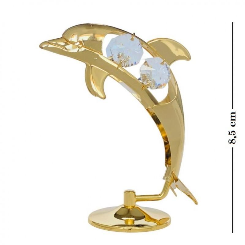 Swarovski 3106 Фигурка Дельфин 8,5см