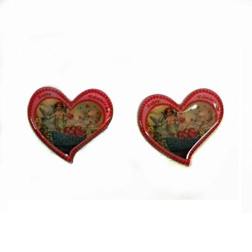 L48096  (24-288) магнит-сердце 7*6*0,2см