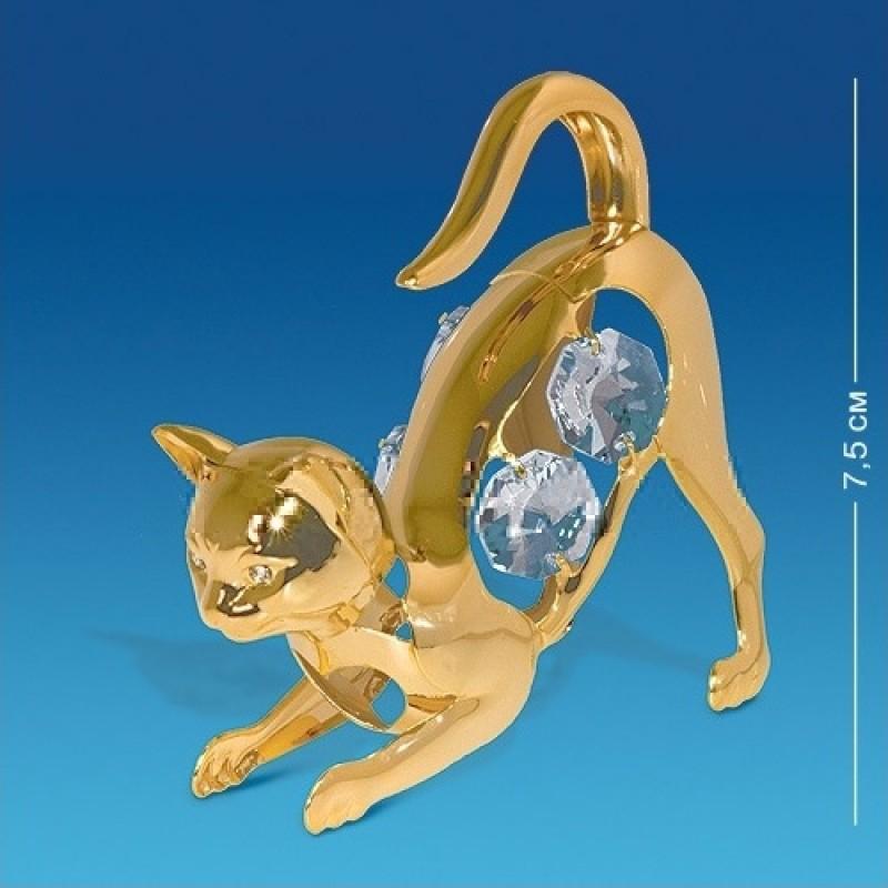 Swarovski 1183 Фигурка Кошка 7,5см