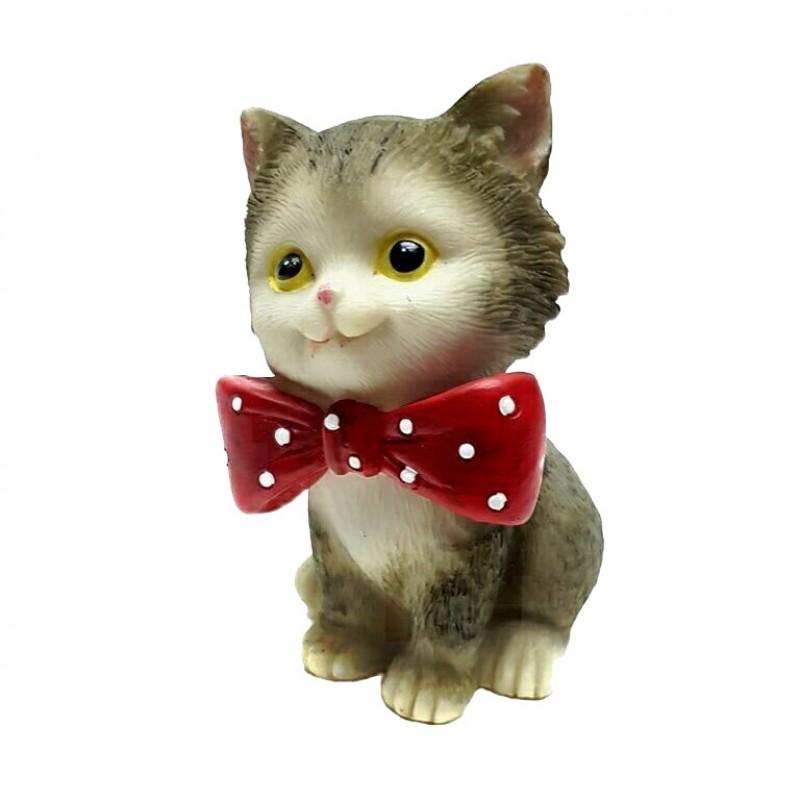 KEN78702  (4-72) Котенок 8*6.5*10.5см