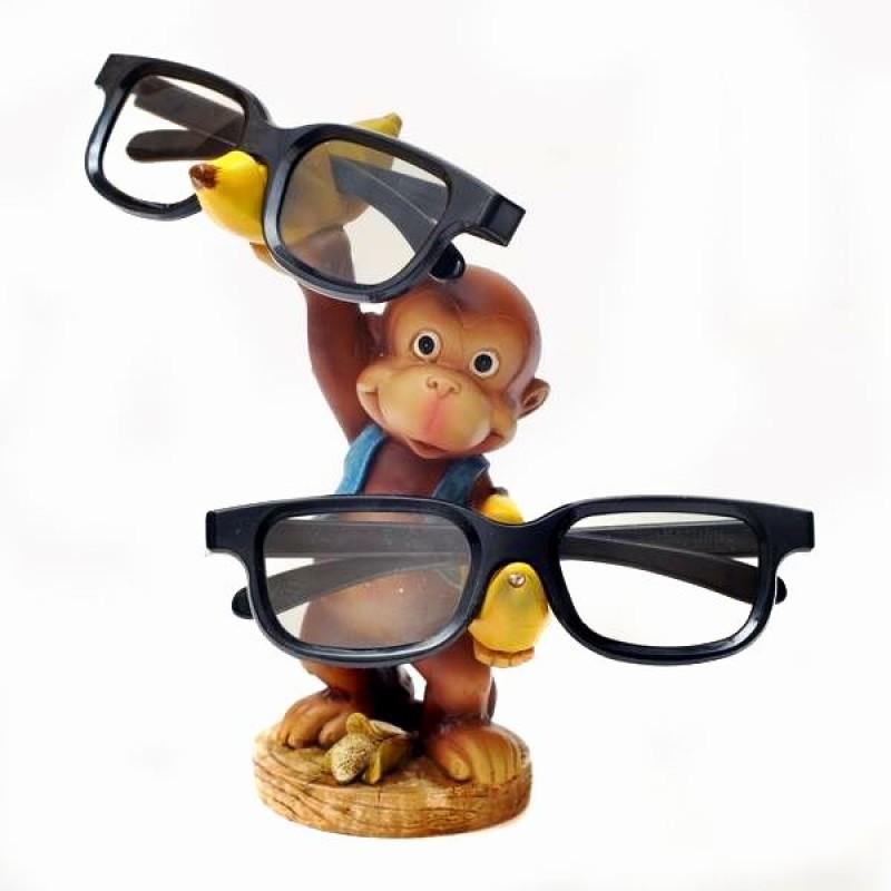 CNR65658  (1-16) Подставка под очки - обезьяна 12см