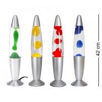 Декоративный светильник Лава лампа 966 (КН-8) (8) 4цвета h=42cm