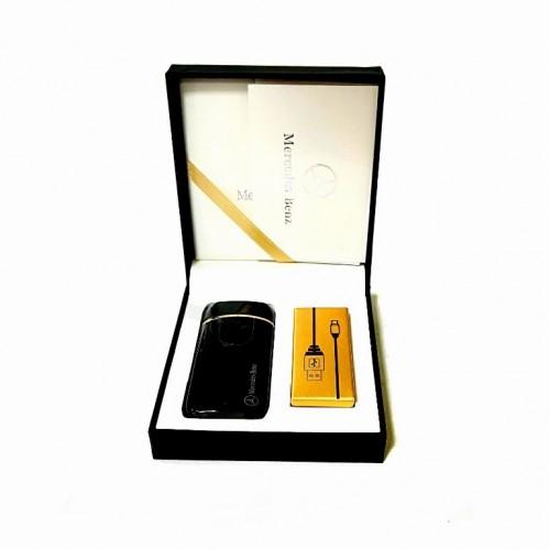 Зажигалка электромолния Z9238 Merced  , 76*3.6*10мм