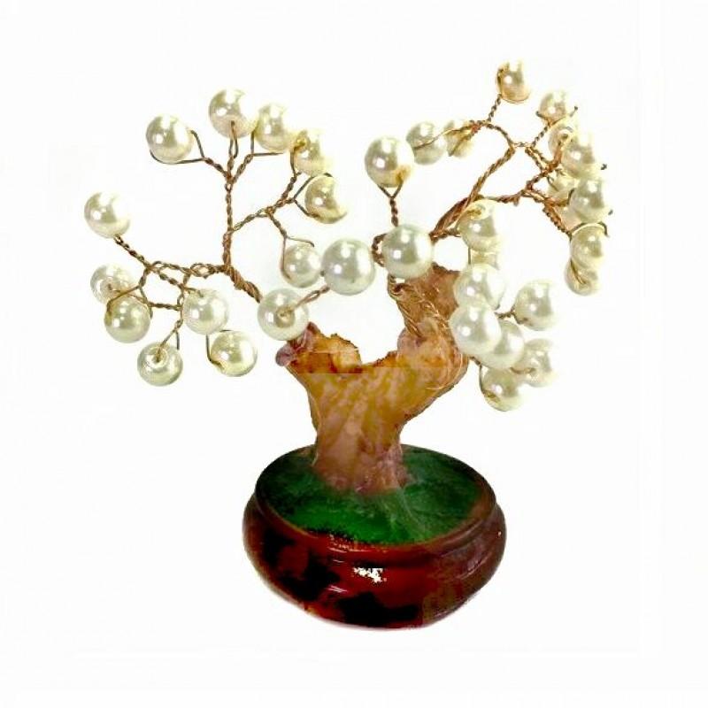 KL-.120  (150) Дерево жемчужное  7*12см