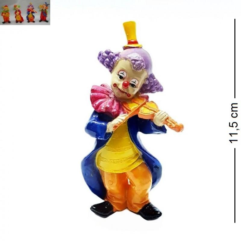 KEN78496  (4-96) Клоун 6.5*5.5*11.5 см