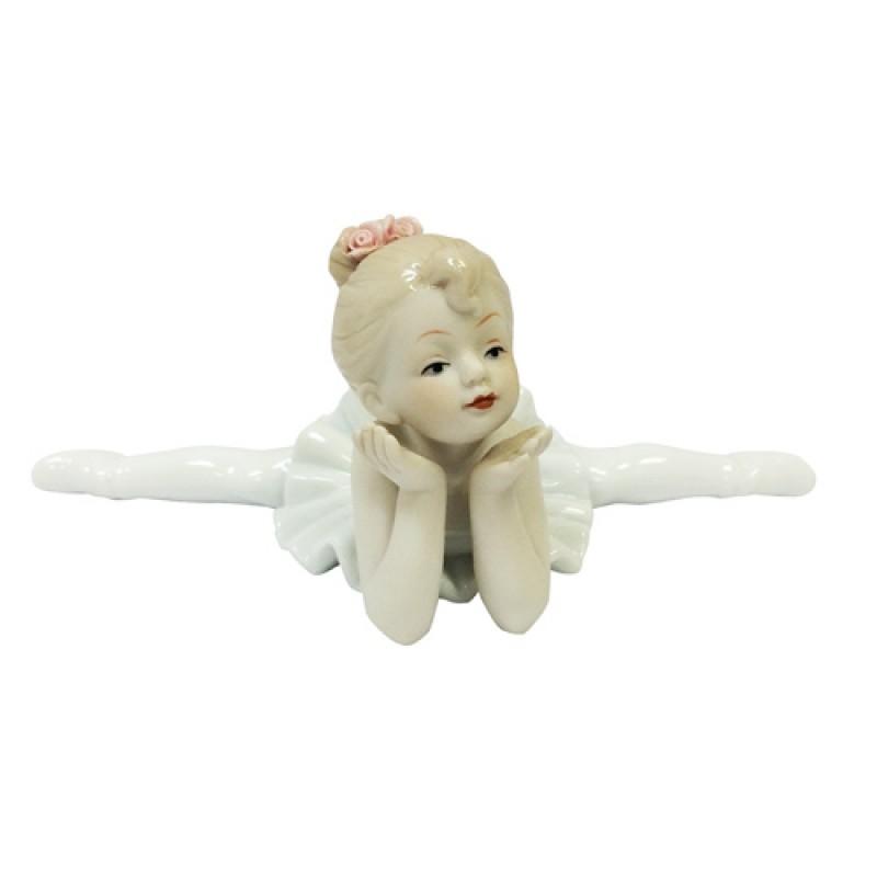 HP-CTO 12  (48) Девочка балерина ,  8*17 см