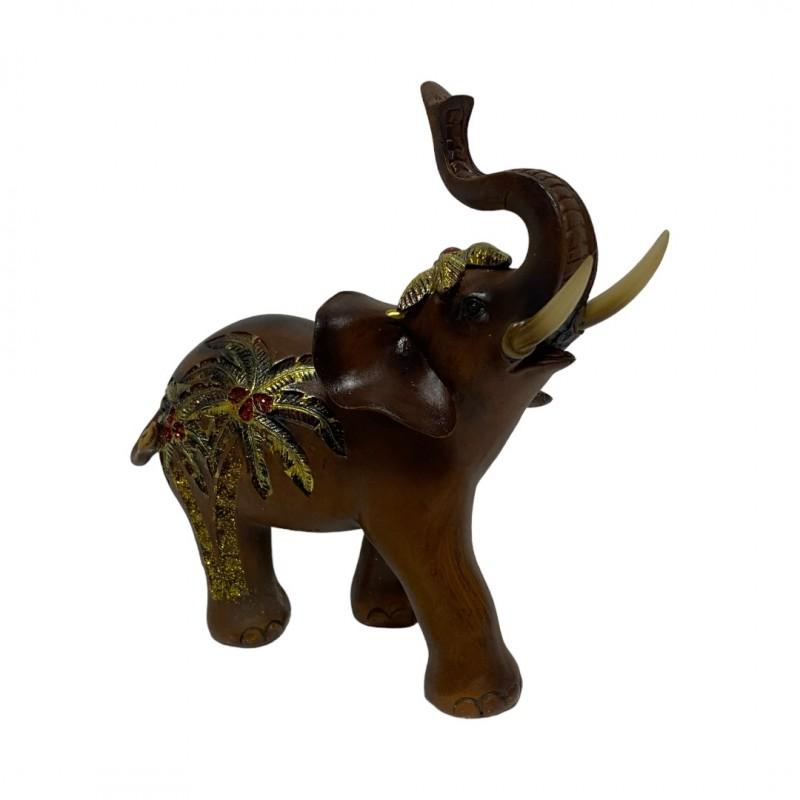EPW31959  (1-24) Слон 16*7*16см