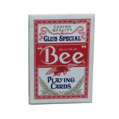 Карты игральные 5492 (12) Bee покер синий
