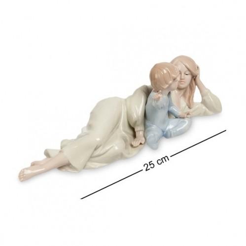 JP- 15/ 2 Фигурка ''Женщина с ребенком'' (Pavone) L=25см